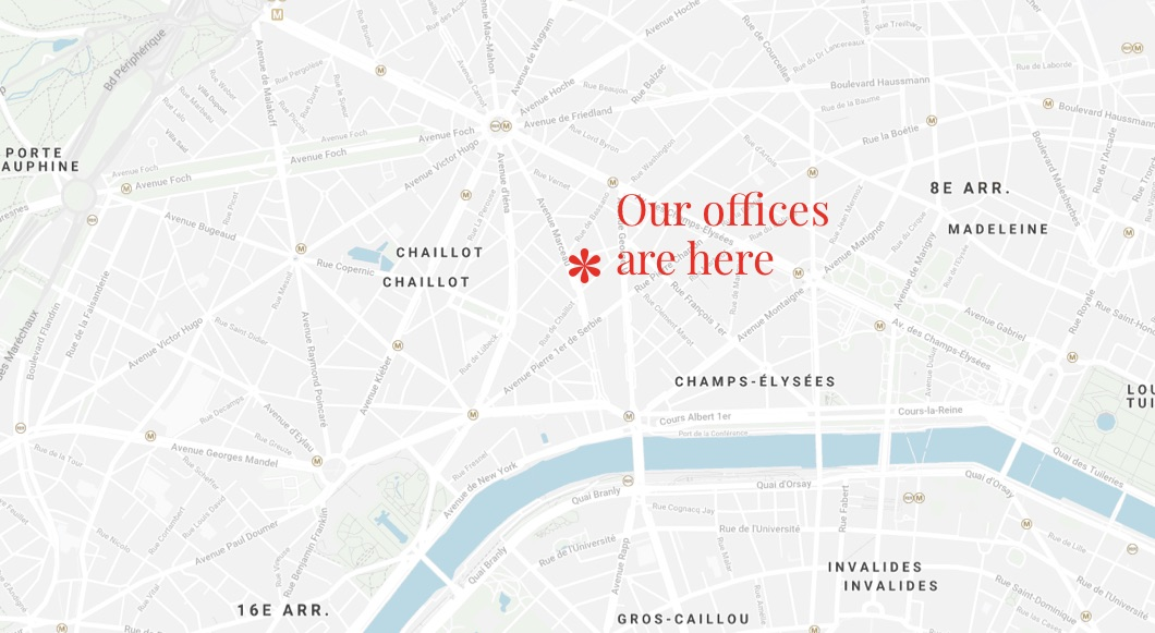 Our offices can be found here